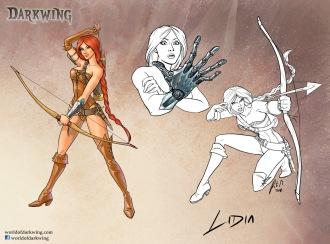 Lidia - new model