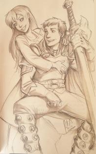 Peter e Lyse