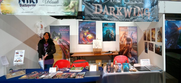 stand darkwing-niki mantova comics 2015