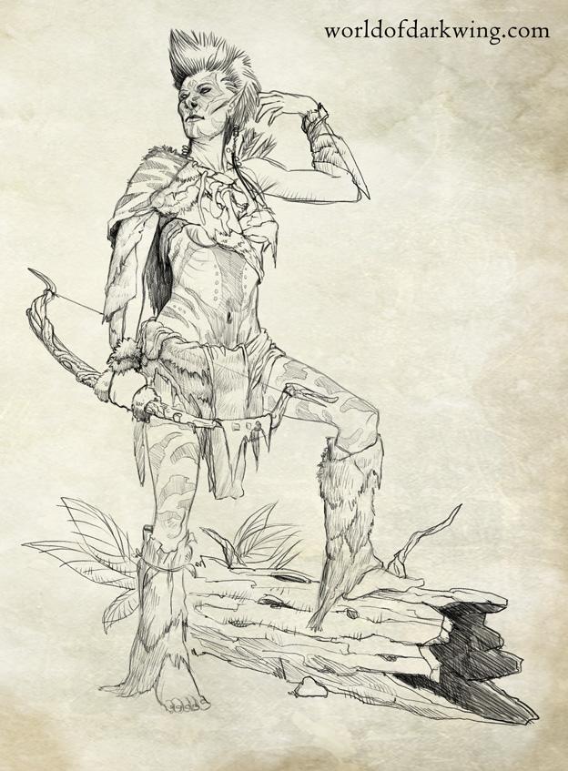 elfi selvatici