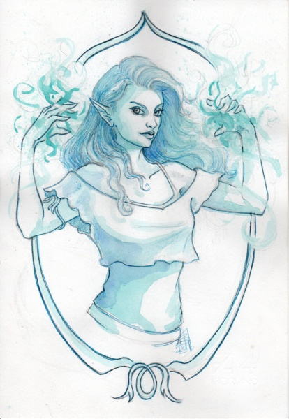 Lilian by Beatrice Pelagatti