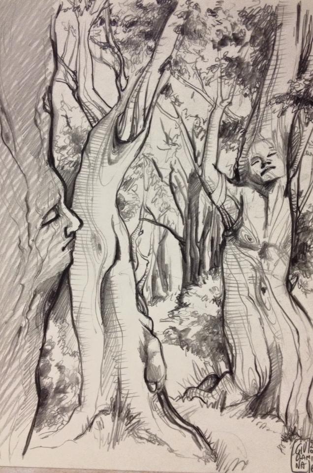 Silentwood by Giuliana Malatini