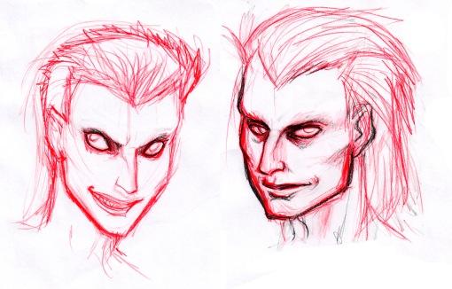 Vigo e Scylla Mortensen sketch