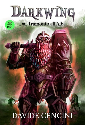 Darkwing 3 DLC Dal Tramonto all'Alba cover ebook