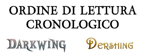 Ordine di lettura cronologico Darkwing e Dershing