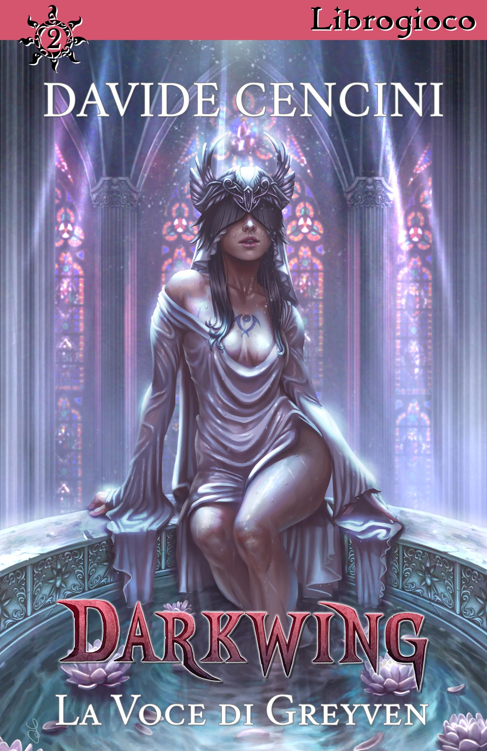 Darkwing librogame vol. 2 - La Voce di Greyven